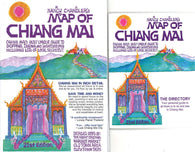 Buy map Nancy Chandlers Map of Chiang Mai by Nancy Chandler Graphics