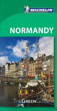 Buy map Normandy, Green Guide by Michelin Maps and Guides