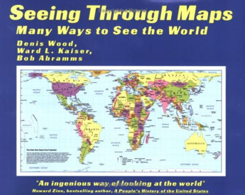 Buy map Seeing Through Maps by ODT, Inc.