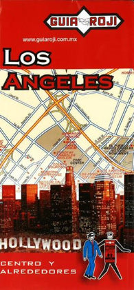 Buy map Los Angeles, California by Guia Roji