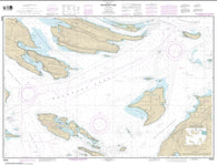 Buy map Boundary Pass (18432-7) by NOAA