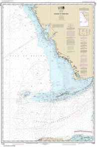 Buy map Havana to Tampa Bay (11420-30) by NOAA