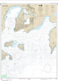 Buy map Unga Island to Pavlof Bay, Alaska Pen. (16551-11) by NOAA