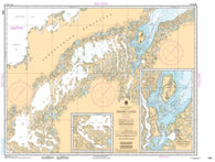 Buy map Eskimo Lakes by Canadian Hydrographic Service