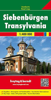 Buy map Transylvania by Freytag-Berndt und Artaria