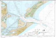 Buy map Galveston Bay Entrance Galveston and Texas City Harbors (11324-38) by NOAA
