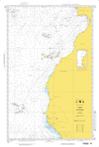 Buy map Lisboa To Freetown (NGA-104-5) by National Geospatial-Intelligence Agency