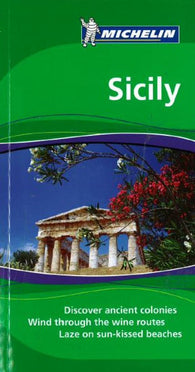Buy map Sicily, Italy, Green Guide by Michelin Maps and Guides