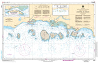 Buy map Archipel de Mingan by Canadian Hydrographic Service