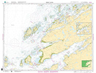 Buy map AGDENES - LAUVØYA (43) by Kartverket