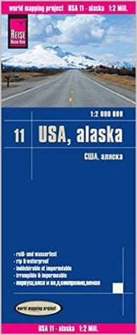 Buy map Alaska by Reise Know-How Verlag