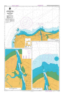 Buy map APPROACHES TO WESTPORT (7132) by Land Information New Zealand (LINZ)