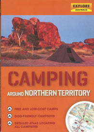 Buy map Camping Around Northern Territory: Australia by Universal Publishers Pty Ltd
