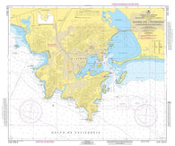 Buy map Guaymas y Proximidades by Secretaria de Marina