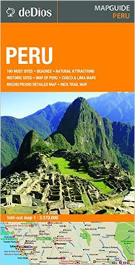 Buy map Peru by deDios