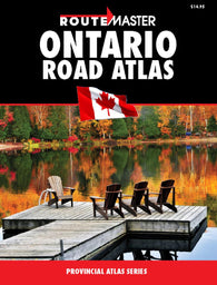 Buy map Ontario Road Atlas by Route Master