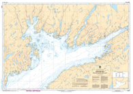 Buy map Fortune Bay - Northern Portion/Partie Nord by Canadian Hydrographic Service