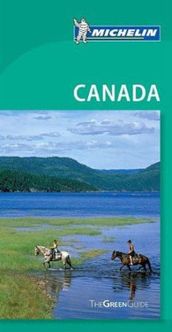 Buy map Canada, Green Guide by Michelin Maps and Guides