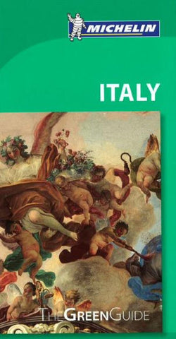 Buy map Italy, Green Guide by Michelin Maps and Guides