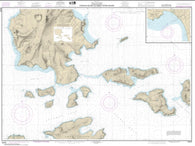 Buy map Tagalak Island to Great Sitkin Island; Sand Bay-Northeast Cove (16478-11) by NOAA