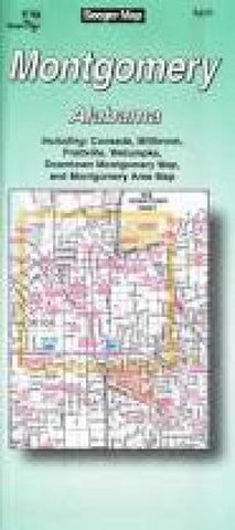 Buy map Montgomery, Alabama by The Seeger Map Company Inc.