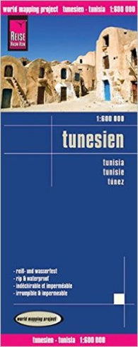 Buy map Tunisia by Reise Know-How Verlag