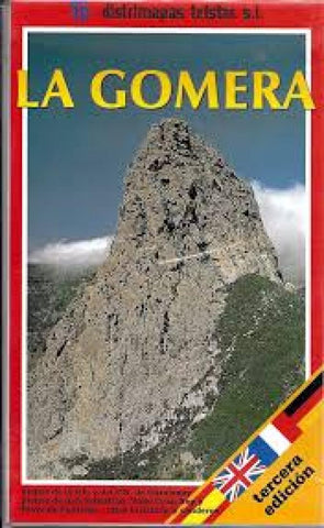 Buy map La Gomera, Spain by Distrimapas Telstar, S.L.