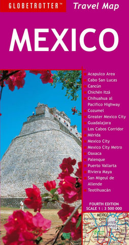 Buy map Mexico Travel Map by New Holland Publishers