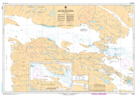 Buy map Fury and Hecla Strait by Canadian Hydrographic Service