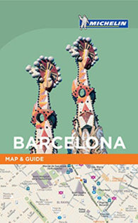 Buy map Michelin Map and Guide, Barcelona by Michelin Maps and Guides