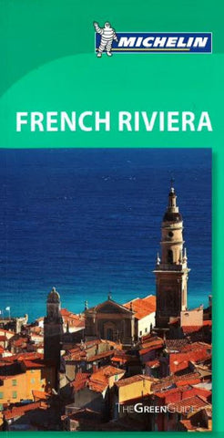 Buy map French Riviera, Green Guide by Michelin Maps and Guides
