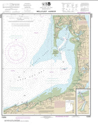 Buy map Wellfleet Harbor; Sesuit Harbor (13250-9) by NOAA