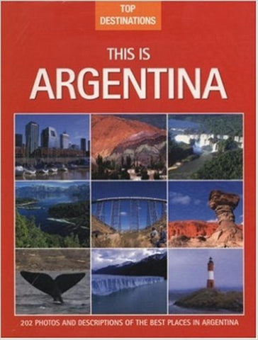 Buy map This is Argentina by deDios