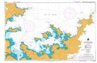 Buy map BAY OF ISLANDS (5125) by Land Information New Zealand (LINZ)