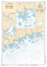 Buy map Barren Island to/a Taylors Head by Canadian Hydrographic Service