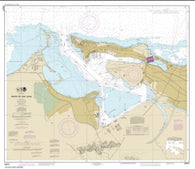 Buy map Bahia de San Juan (25670-44) by NOAA