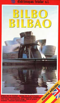 Buy map Bilbao, Spain by Distrimapas Telstar, S.L.