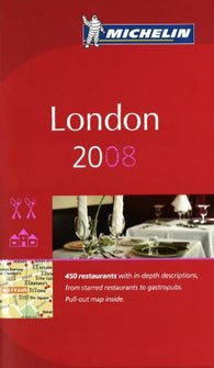 Buy map London, United Kingdom, Red Guide by Michelin Maps and Guides