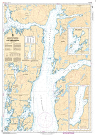 Buy map Fitz Hugh Scound to/a Lama Passage by Canadian Hydrographic Service