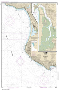 Buy map Estero Bay; Morro Bay (18703-26) by NOAA