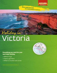 Buy map Holiday in Victoria by Universal Publishers Pty Ltd