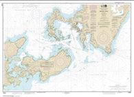 Buy map Woods Hole (13235-7) by NOAA