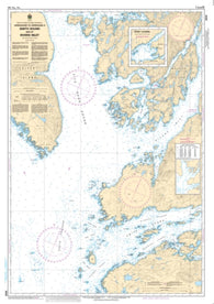 Buy map Approaches to/Approches a Smith Sound and/et Rivers Inlet by Canadian Hydrographic Service