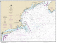 Buy map West Quoddy Head to New York (13006-36) by NOAA