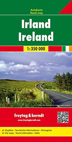 Buy map Irland by Freytag-Berndt und Artaria