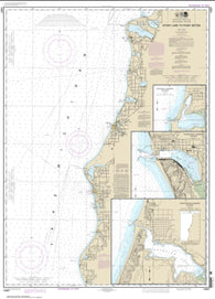 Buy map Stony Lake to Point Betsie; Pentwater; Arcadia; Frankfort (14907-27) by NOAA