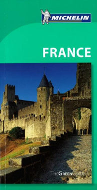 Buy map France, Green Guide by Michelin Maps and Guides