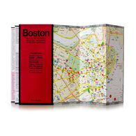 Buy map Boston, Massachusetts by Red Maps