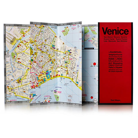 Buy map Vienna, Austria by Red Maps