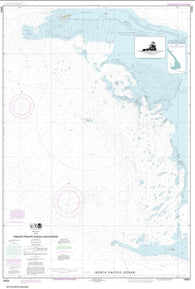 Buy map French Frigate Shoals Anchorage (19402-7) by NOAA